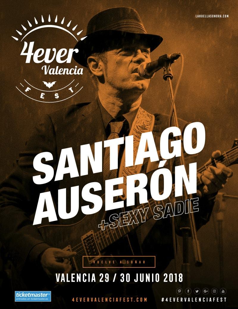 Santiago Auseron & Sexy Sadie