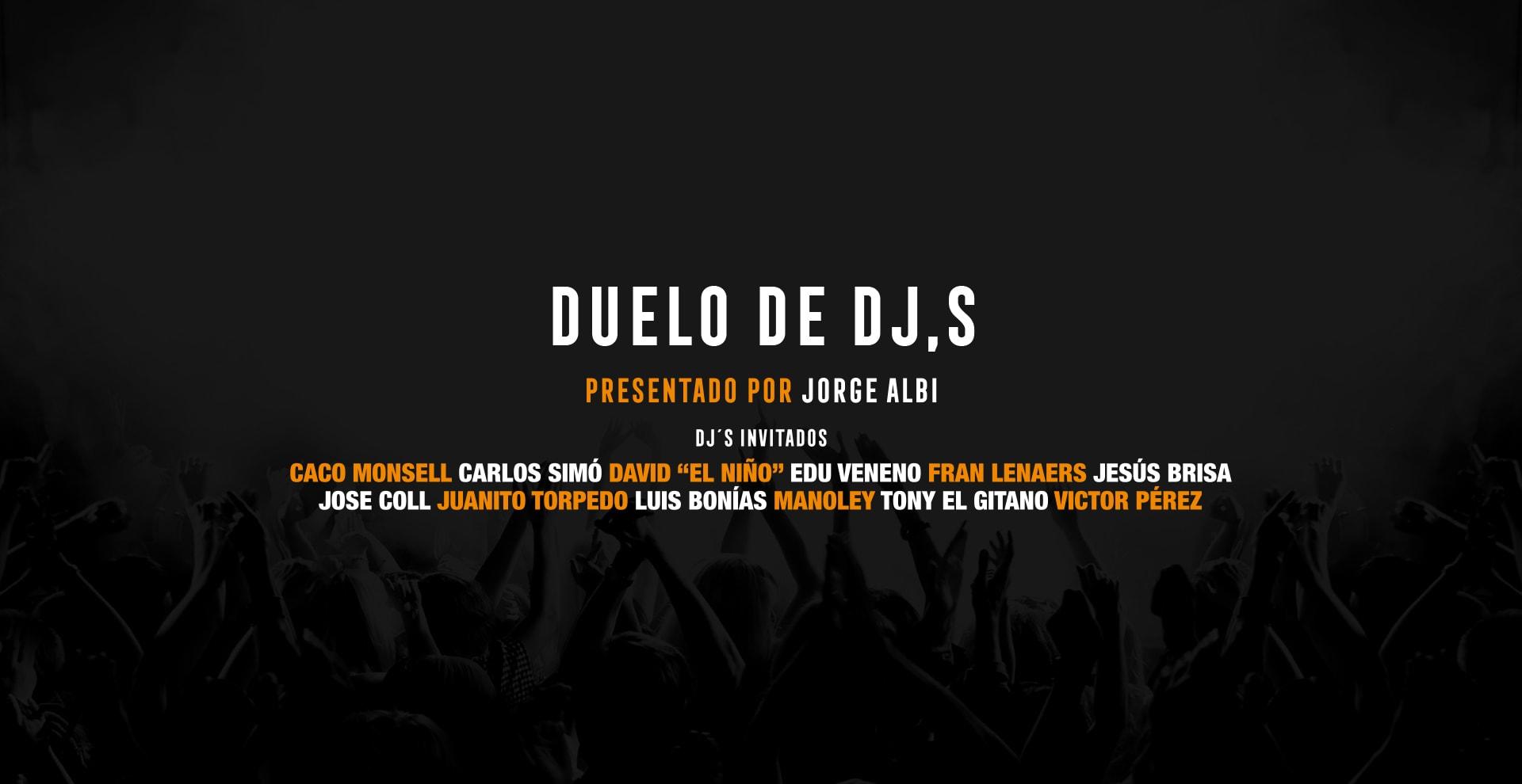 Duelo de DJs