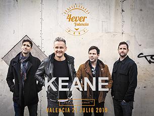 Keane - 4ever Valencia Fest