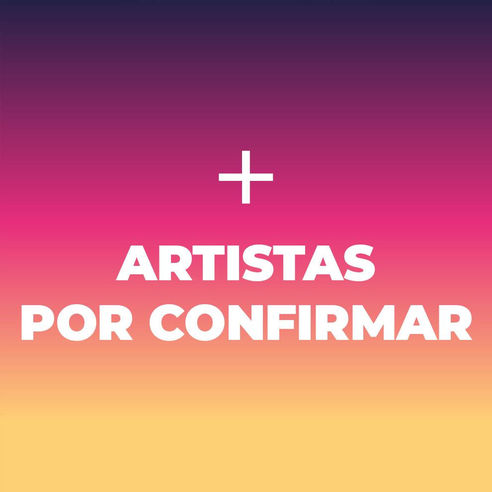 Artistas Por Confirmar